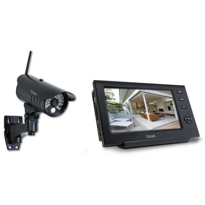 camera de surveillance sans fil extérieur