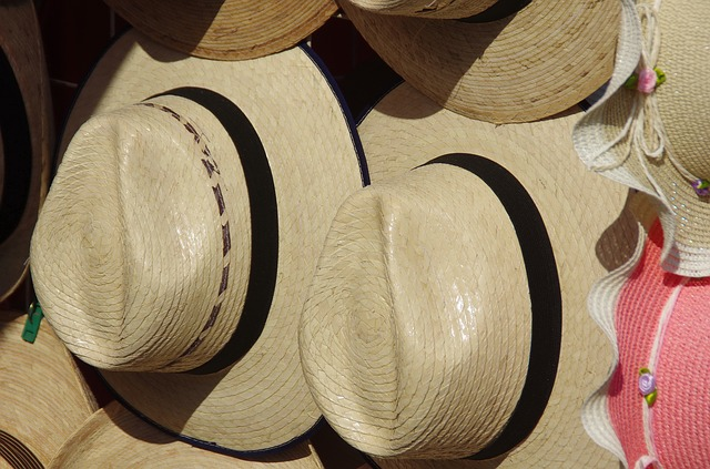 critères importants pour le chapeau de paille