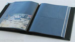 Albums photo à pochettes